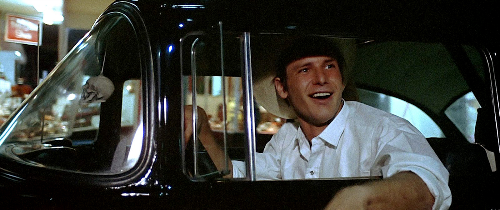 Harrison Ford, American Graffiti (1973)