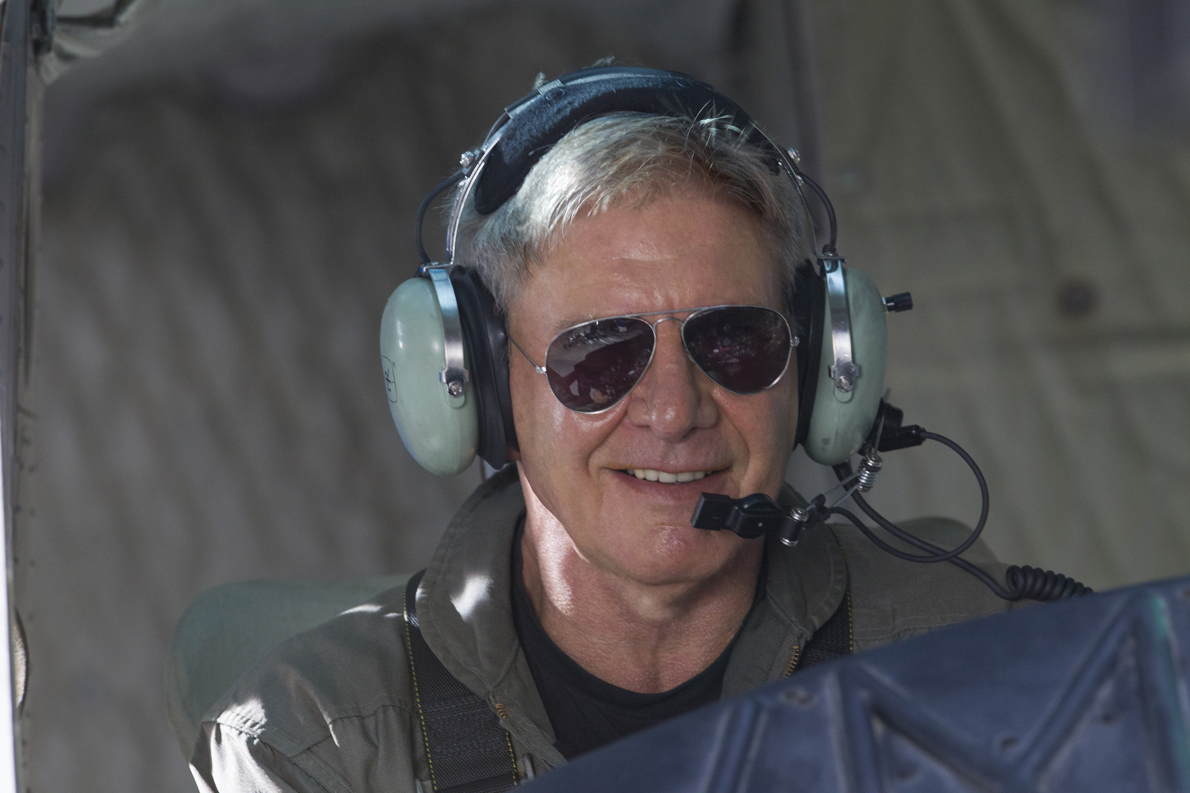 Harrison Ford, Expendables 3 (2014)