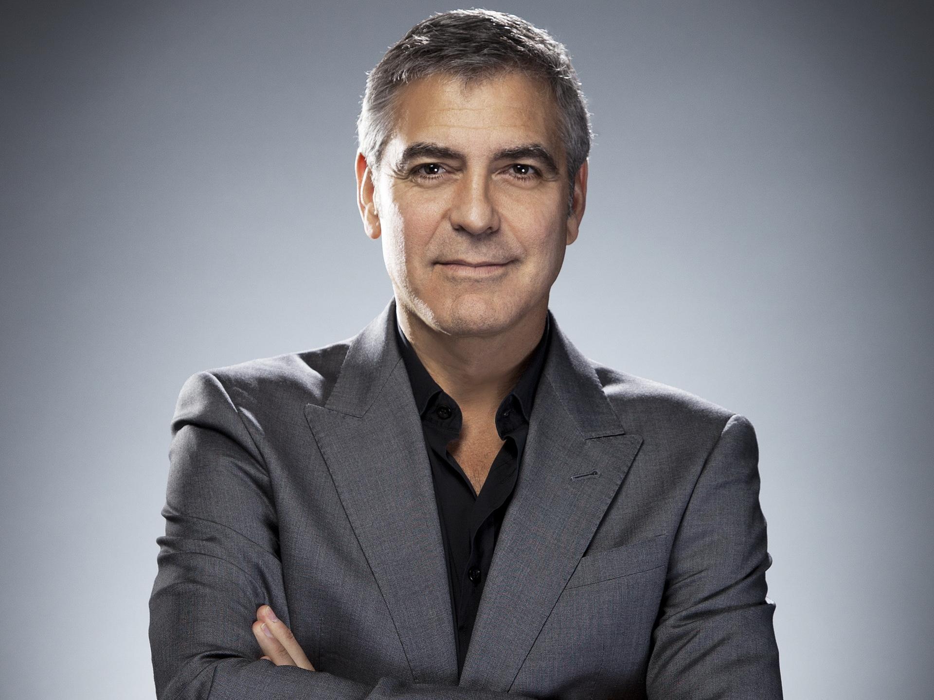 George Clooney Promo Still