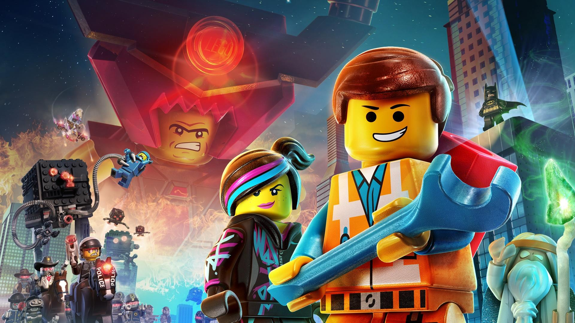 The Lego Movie. (Warner Bros.)