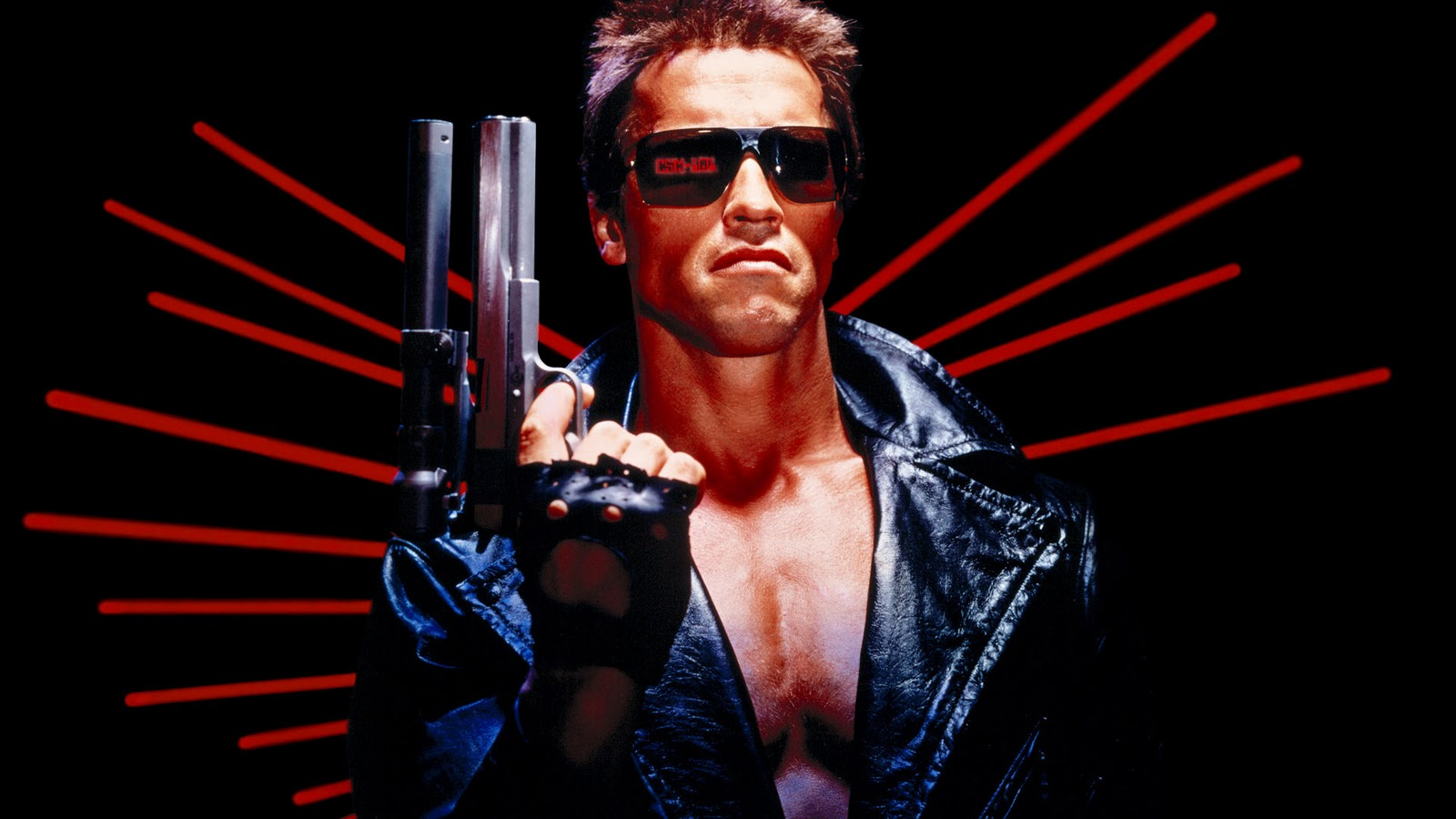 Arnold Schwarzenneger , The Terminator (1984)