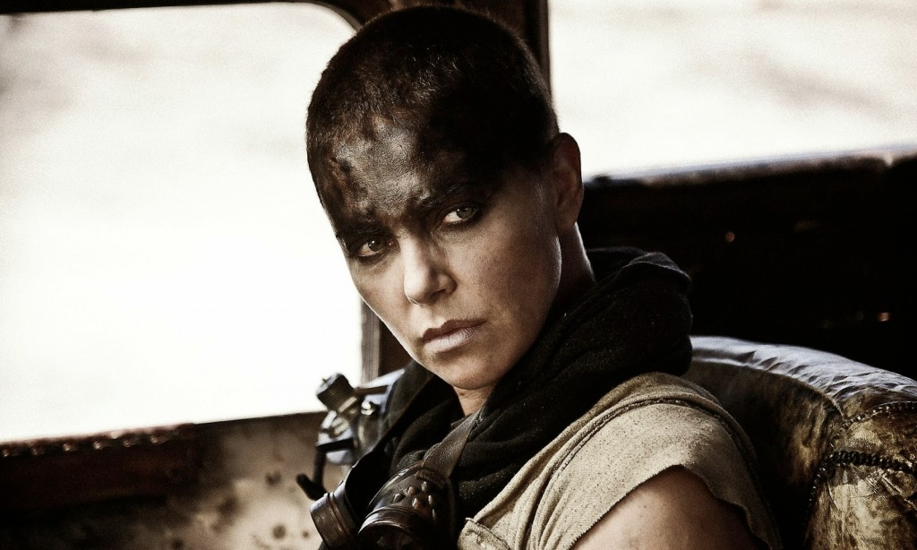 Charlize Theron as Furiosa in MAD MAX FURY ROAD (2015)