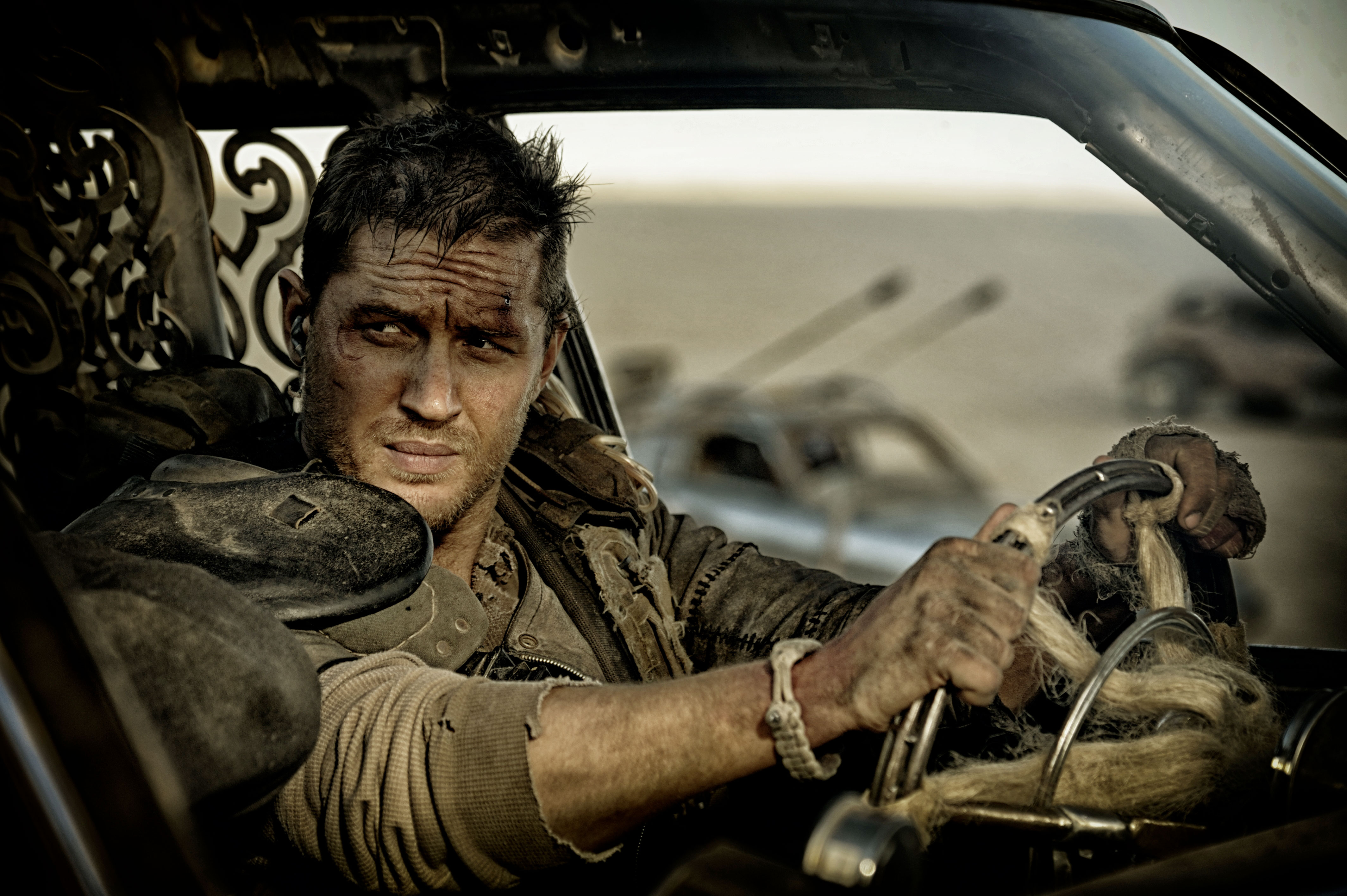 Tom Hardy, Mad Max Fury Road (2015)