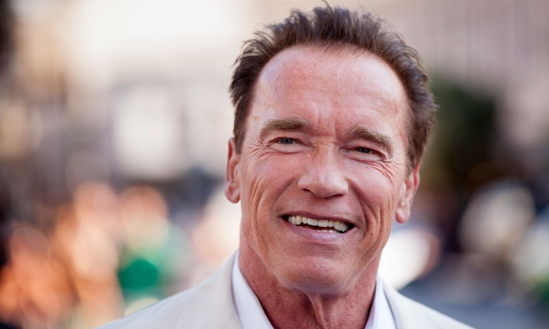 Arnold Schwarzenegger (Photo by Gabriel Olsen/FilmMagic)