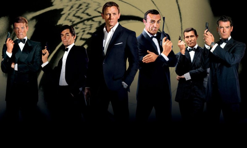 James Bond, 007