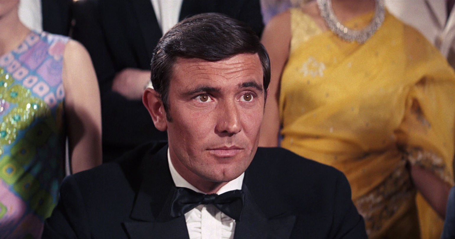 George Lazenby, On Her Majesty's Secret Service (1969)