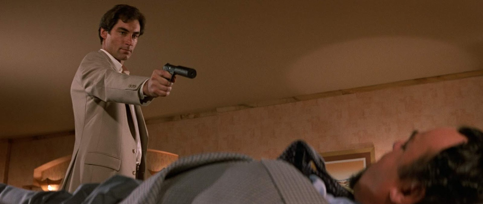 Timothy Dalton, The Livings Daylights (1987)