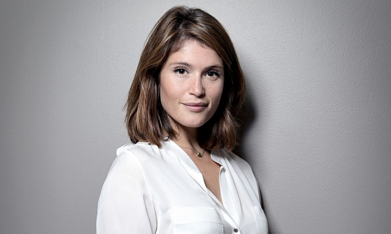 Gemma Arterton in a promo still.