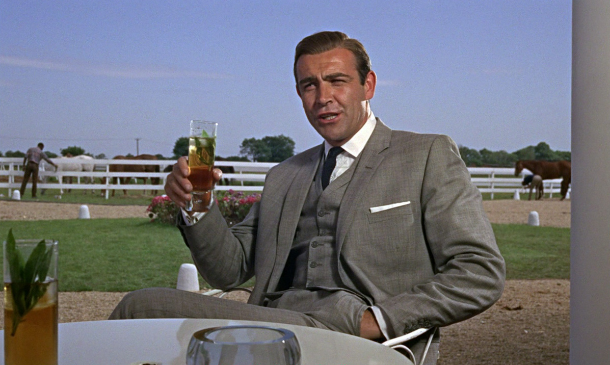 Sean Connery, Goldfinger (1964)