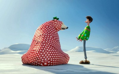 Arthur Christmas (2011). Sony Pictures / Aardman Animation.