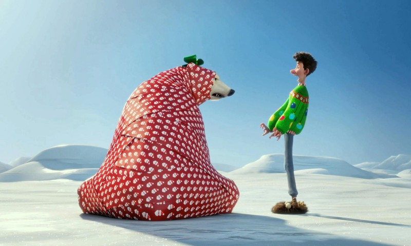 Arthur Christmas (2011). Sony Pictures / Aardman Animation.