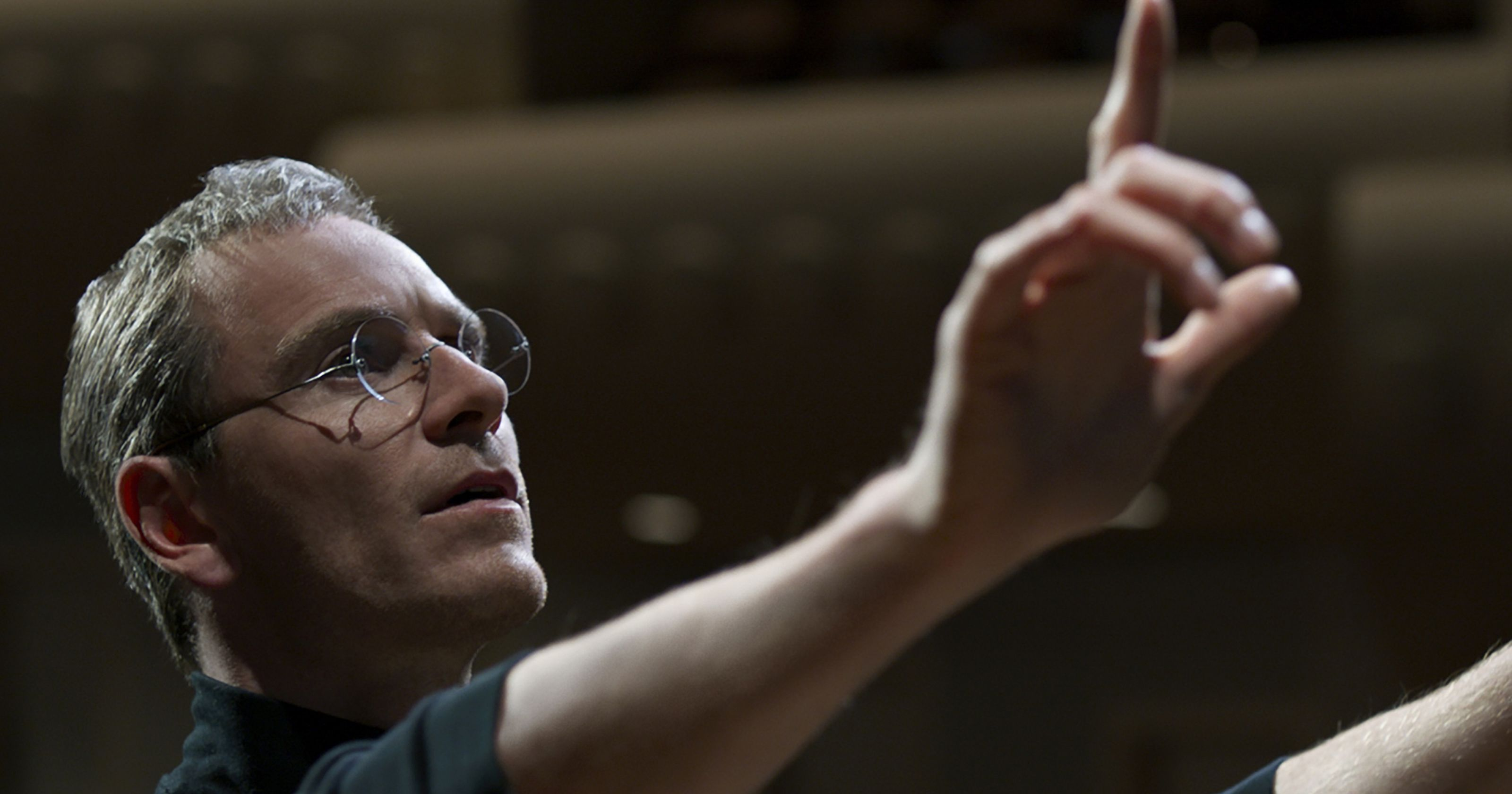 Michael Fassbender as Steve Jobs (2014)
