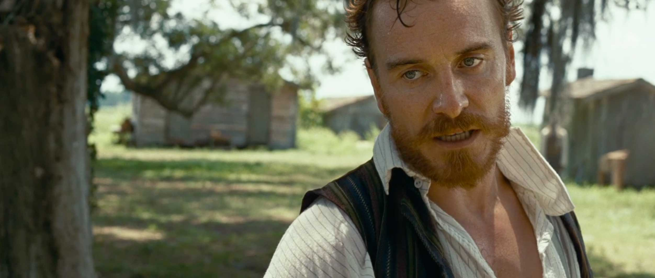 Michael Fassbender as Edwin Epp in 12 Years A Slave (2013)