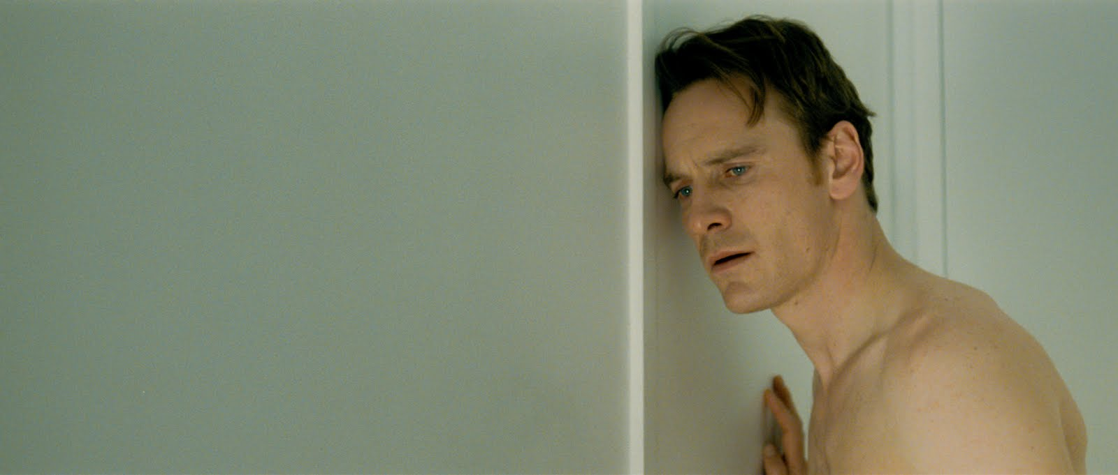 Michael Fassbender in Shame (2011). Photo credit: Criterion