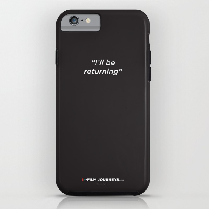 Film Journeys Misquotes Phone Case Product