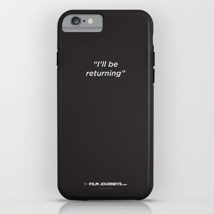 Film Journeys Misquotes Phone Case Product