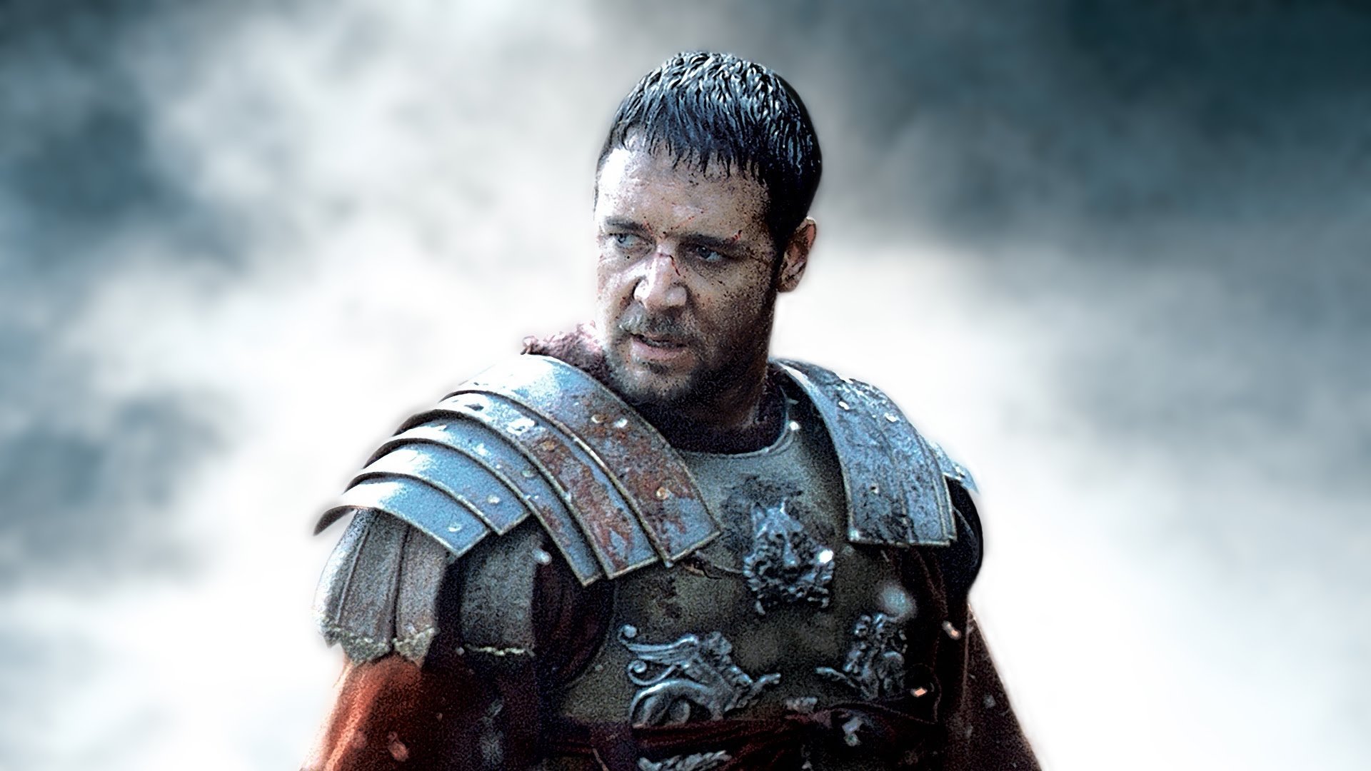 Russell Crowe, in GLADIATOR (2000)