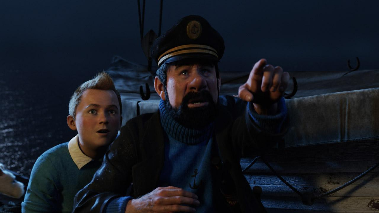 "Still from ""The Adventures Of Tintin"" (2011) [ Columbia Pictures / Paramount Pictures ]"