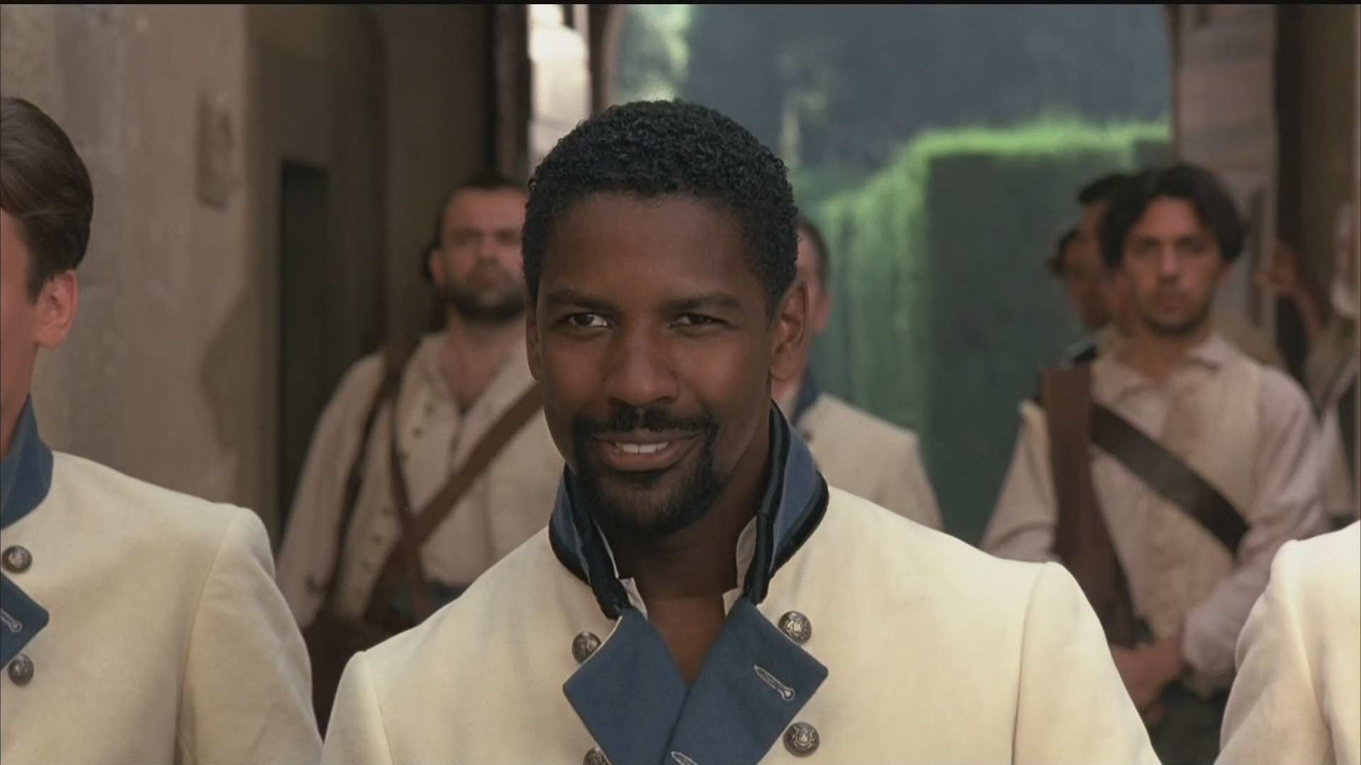 Denzel Washington in MUCH ADO ABOUT NOTHING (1993) © Renaissance Films
