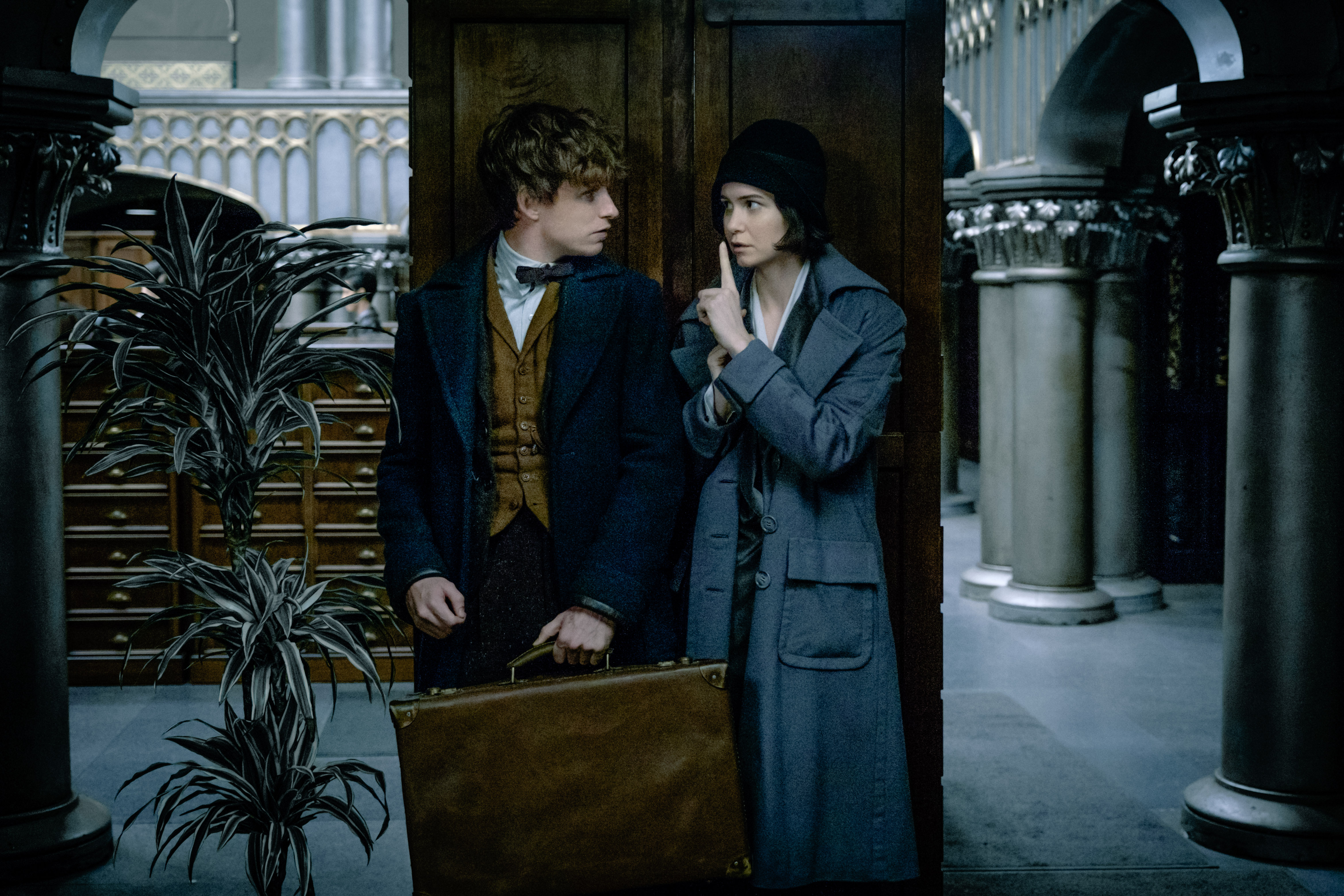 FANTASTIC BEASTS AND WHERE TO FIND THEM (C) Warner Bros.
