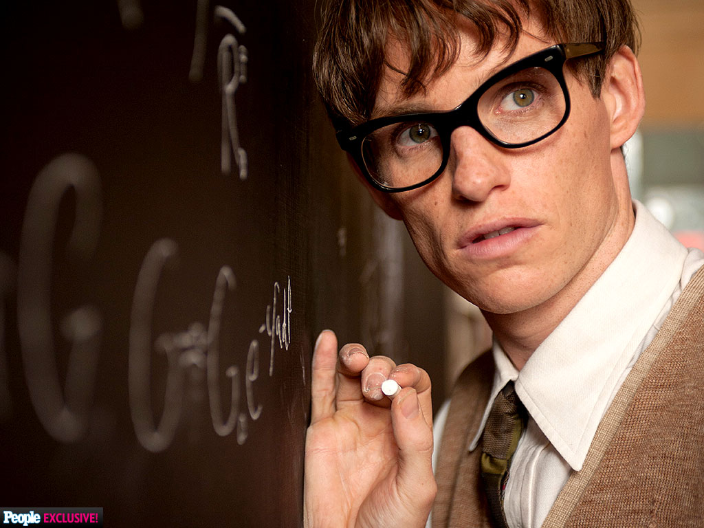 Eddie Redmayne in THE THEORY OF EVERYTHING (2014)