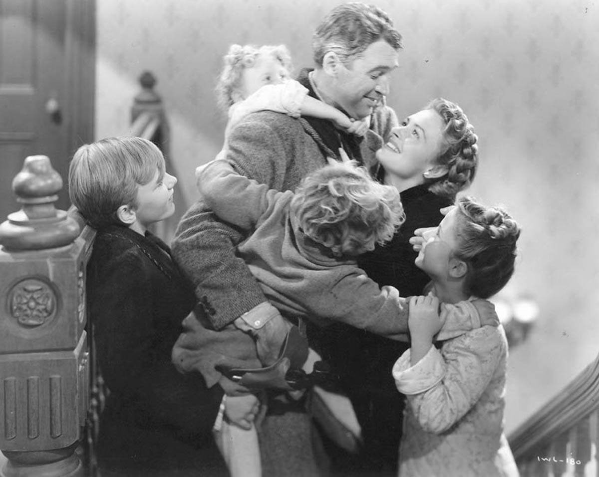 IT'S A WONDERFUL LIFE (1946) © Liberty Films