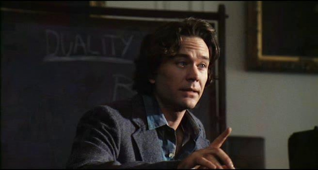 Timothy Hutton stars in THE DARK HALF (1993) © Orion Pictures