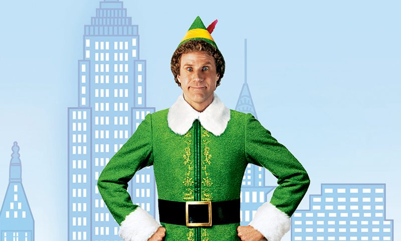 Will Ferrell as ELF (2003) © New Line Cinema