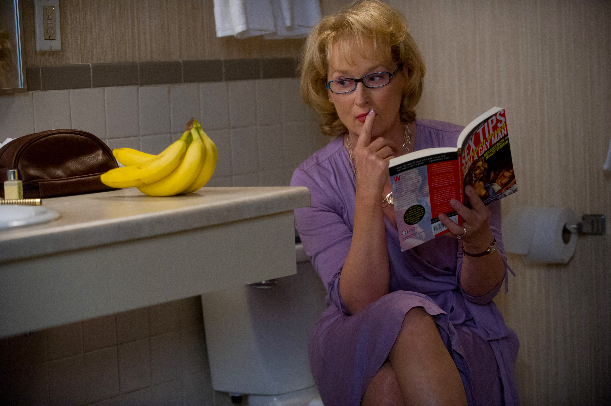Kay Soames (MERYL STREEP) in HOPE SPRINGS. © Columbia Pictures