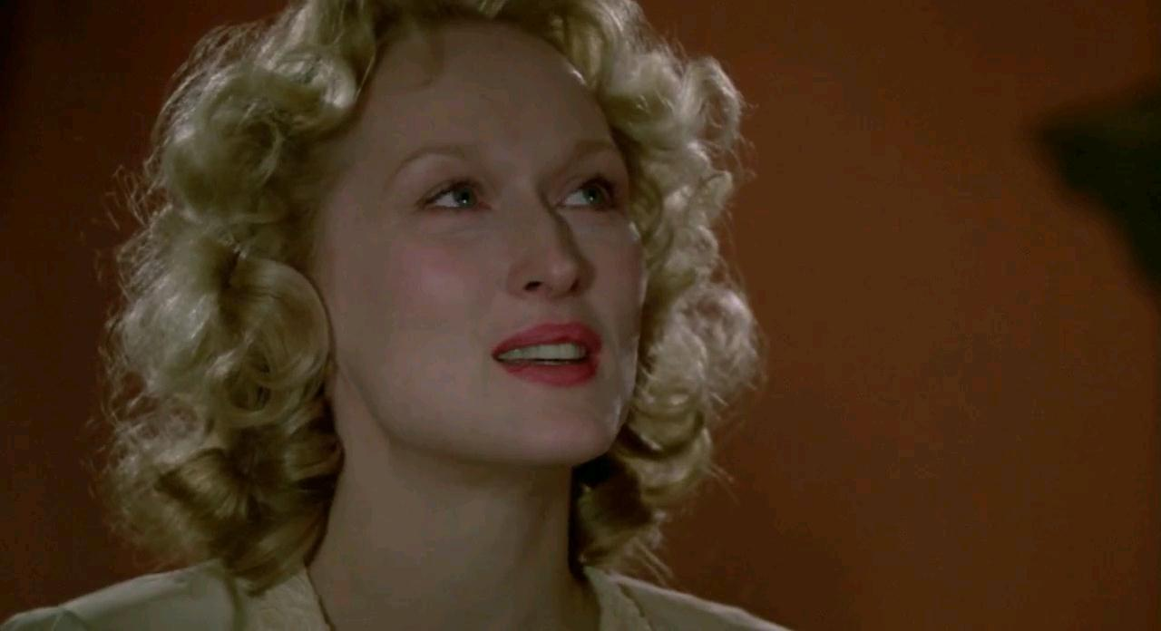 Meryl Streep in SOPHIE'S CHOICE (1982) © Incorporated Television Company