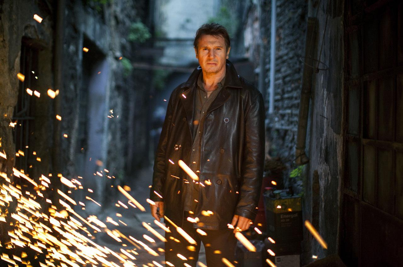 Liam Neeson in TAKEN (2008) © 20th Century Fox