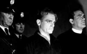 James Cagney and Pat O'Brien in ANGELS WITH DIRTY FACES (1938) © Warner Bros