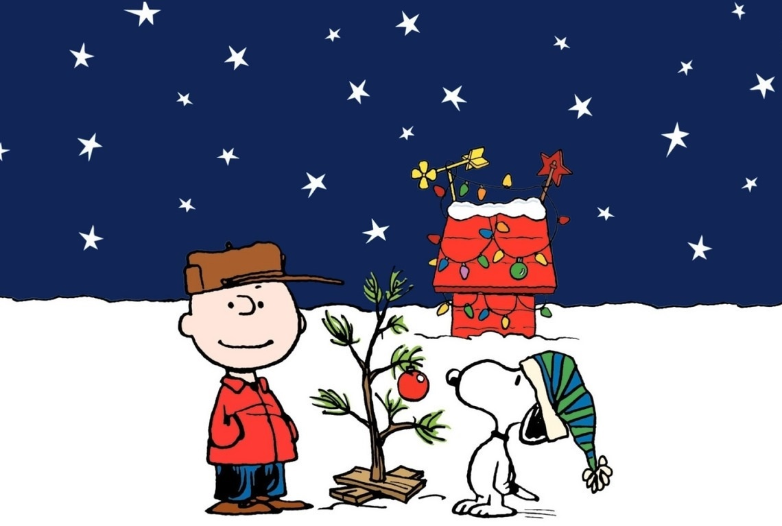 A CHARLIE BROWN CHRISTMAS (1965) ©  Lee Mendelson Film Productions