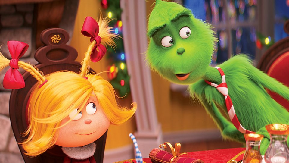 THE GRINCH (2018) © Universal Pictures