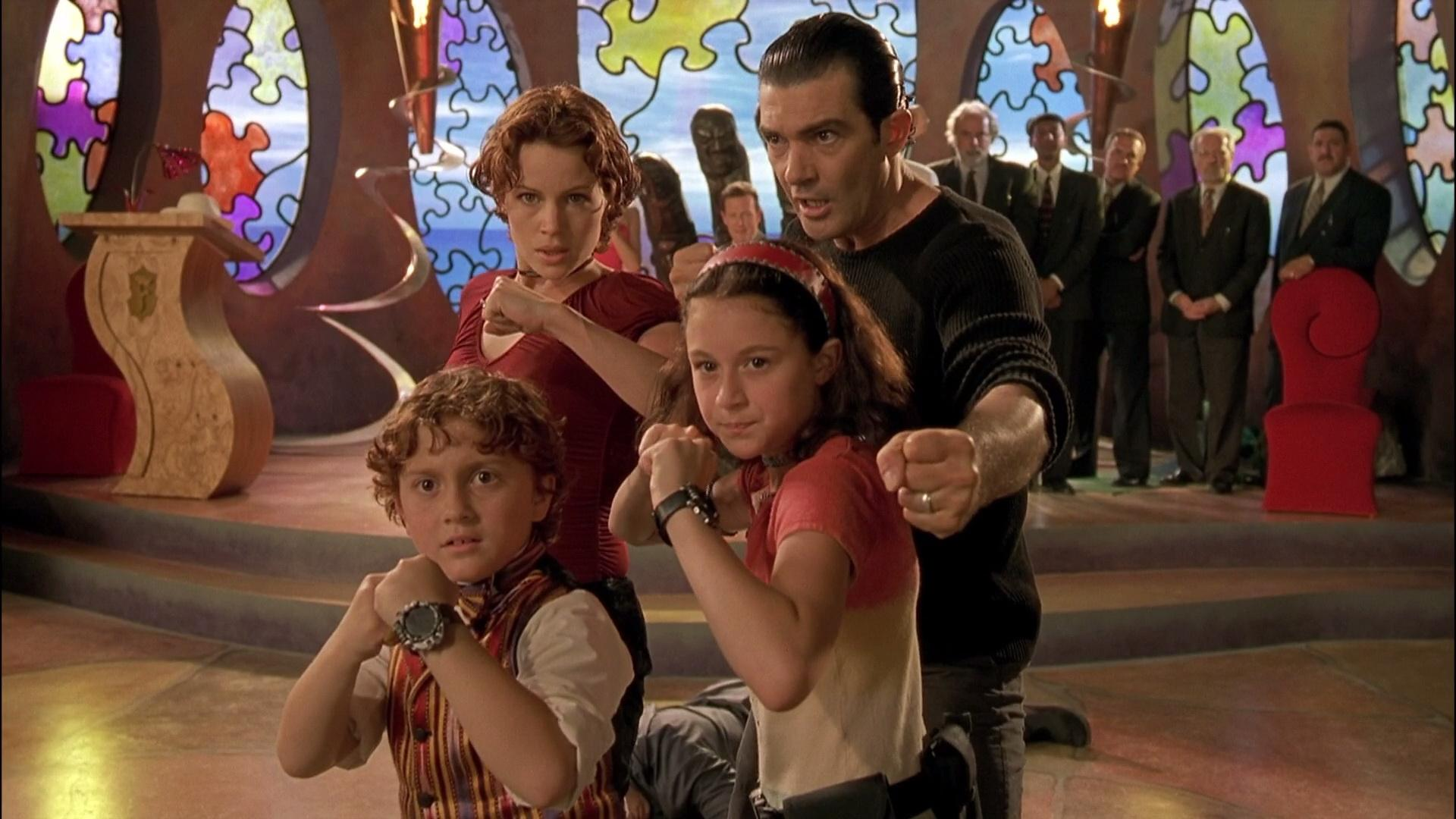 SPY KIDS (2001) © Dimension Films